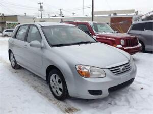 2007 Kia Spectra 5 Hatchback - Accident Free