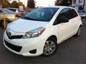 Toyota Yaris Automatic 2012