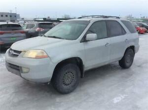 Acura MDX 2005 $2995 finance maison dep$750,514-793-0833
