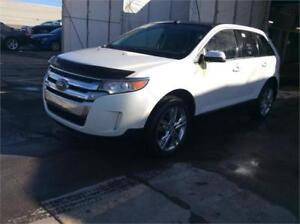 2012 Ford Edge  Limited AWD cuir FINANCEMENT $69 SEMAINE