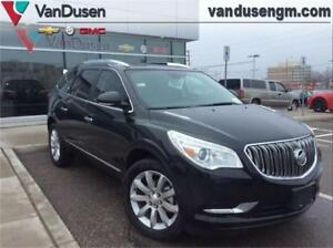 2017 BUICK ENCLAVE PREMIUM - EXECUTIVE DEMO - MSRP WAS $60,628