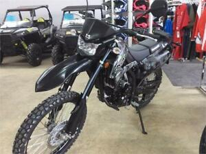 2018 Kawaski KLX250 Matrix Camo Dual Purpose