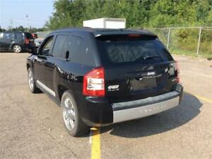 jeep compass 2008, LIMITED, AWD, MAGS, CUIR . PNEU HIVER 4699$