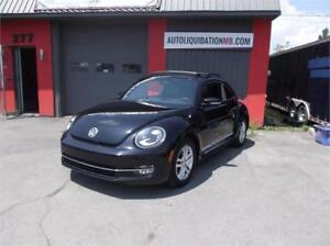 2013 VOLKSWAGEN BEETLE FENDER EDITION**68.22$/SEM*BLUETOOTH,CUIR