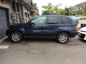 2005 BMW X5 3.0i V6. AWD.FULLY LOADED!!! SELLING AS IS.