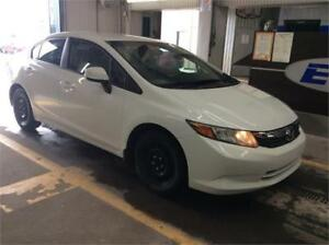 2012 Honda Civic Sdn ''BON ETAT'' FINANCEMENT MAISON 35$ SEM