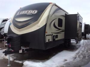 2018 Keystone Laredo 225MK Loaded with Features! DP