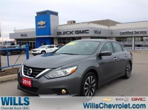 2016 Nissan Altima 2.5 SV | SUNROOF | PUSH BUTTON START| HEATED