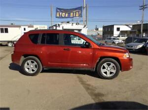 2008 Jeep Compass Sport 4X4  **** Inventory Clearance ****