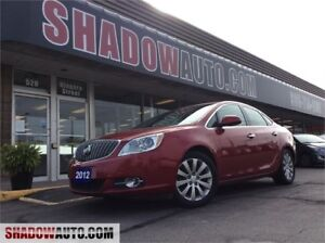 2012 Buick Verano-VOTED #1 USED DEALER-VERY CLEAN AND TIGHT!!