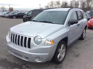 JEEP COMPASS 2008 LIMITED 122000MI 4X4 2999$
