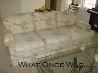 furniture, upholstery, repholstery services, custom upholstery