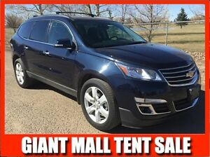2016 Chevrolet Traverse LT-AWD    **7 PASSENGER-SUNROOF**