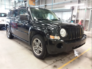 2008 Jeep Patriot Sport 4WD! Heated Seats! Sunroof! Clean Title!