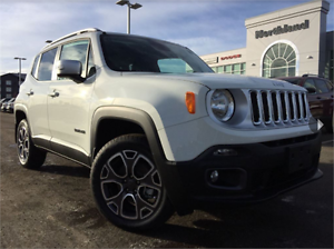 2016 Jeep Renegade Limited 2.4L 9 Speed