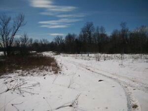 19 Acre Waterfront Lot
