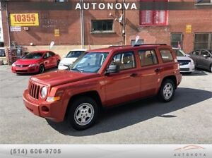 ***2009 JEEP PATRIOT***A.C/CUIR/MAGS/4CYL/514-812-9994
