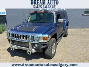 2006 HUMMER H3 LUXURY EDITION NAVIGATION LEATHER SUNROOF!!