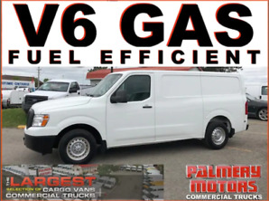2014 NISSAN NV 1500 CARGO V6 GAS