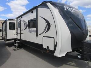 Reflection 31ft travel trailer available in Grande Prairie, AB