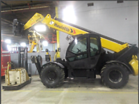 2008 // Haulotte HTL-40.14 // Telehandler City of Toronto Toronto (GTA) Preview