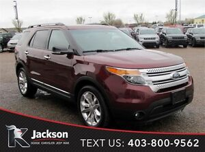 2015 Ford Explorer XLT 4WD - Nav, Heated Leather