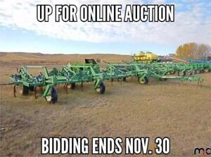 1998 John Deere 1810 61' Deep Tillage