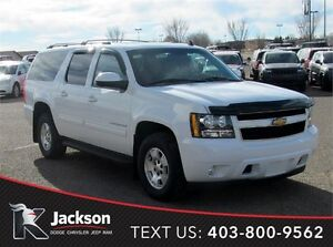 2014 Chevrolet Suburban LT AWD - heated leather, back-up camera