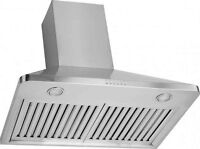 "900 cfm BRAND NEW (minor dent on side ) ANCONA 30"" Range Hood"