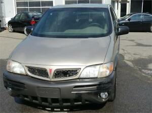 Pontiac Montana 2003 LOW MILEAGE 110000
