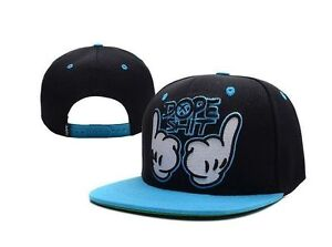 2014 NEW Leopard dope baseball Snapback Hats Hip-Hop adjustable bboy Cap /black
