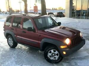 2006 Jeep Liberty CRD Diesel *WOW *FINANCEMENT 1-2-3 ROULE A-1