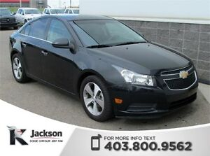 2011 Chevrolet Cruze LTZ Turbo w/Heated Leather!