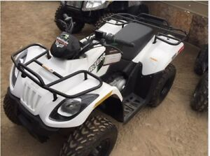 2018 Textron Off Road Formally Arctic Cat New Alterra 150 2x4