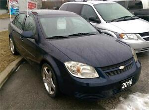 2010 CHEVROLET COBALT, IMMACULATE CONDITION, ONLY 81,000 KM!!!!!