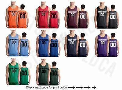 Customized Adult Jersey Team Shirts Name Number Personalized Text Basketball Tee Adult Basketball Jersey Shirt