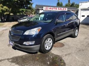 2010 Chevrolet Traverse Certified/7 Passenger/Automatic