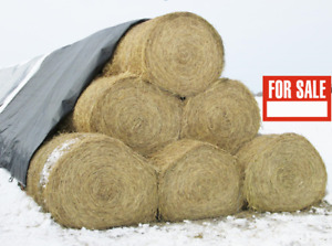 HAY FOR SALE $30/bale buy fifty or more $25 per bale