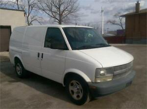 2003 Chevrolet Astro Cargo Van, Runs And Drives Excellent!!!