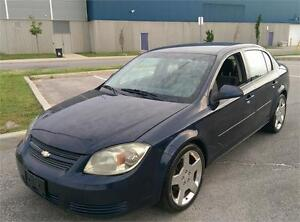 2010 CHEVROLET COBALT LT, IMMACULATE CONDITION, ONLY 81000 KM!