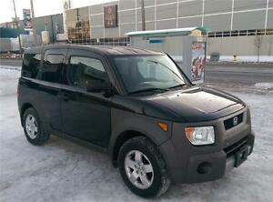 2003 HONDA ELEMENT 4X4, SUNROOF, VERY GOOD CONDITION!!!!!!
