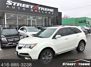 2011 Acura MDX Elite Pkg w/ NAVI, BACKUP CAMERA, RUNNING BOARDS