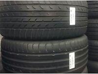 225 40 18 92Y Extra Load Tyres x2