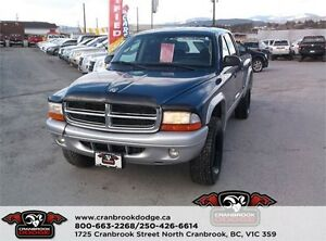 2003 Dodge Dakota SLT 4X4 Truck