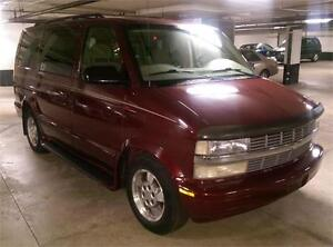 2003 CHEVROLET ASTRO LT, LOADED, INCREDIBLE CONDITION!!!!