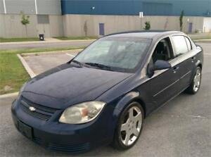 2010 CHEVROLET COBALT,SS RIMS,NO ACCIDENTS,LOW KM,GREAT PRICE!!!
