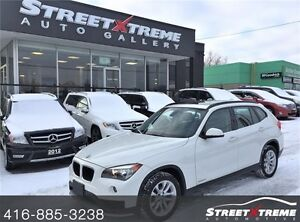 2015 BMW X1 xDrive28i ALL WHEEL DRIVE w/ TECH & PREMIUM PKG