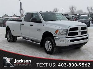 2014 Ram 3500 SLT 4WD- Touchscreen display, Front bench seat