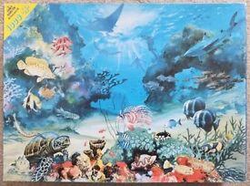 Wildlife jigsaws, James Hamilton special editions