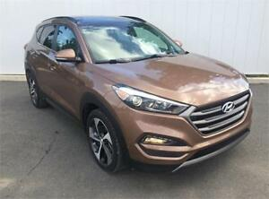2016 Hyundai Tucson Limited AWD 1.6L Turbo